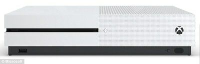 Microsoft Xbox One S White 500Gb Console  Console Only