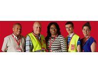 Volunteer Customer Service Advisor