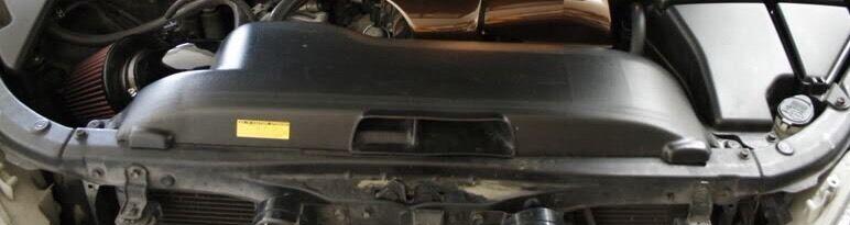 Lexus Ls430 Front Panel Air Intake Vent / Engine Bay Air Intake