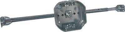 New Lot 3 Raco 8326 Metal 4 Octagon Ceiling Hanger Electrical Boxes 6358741