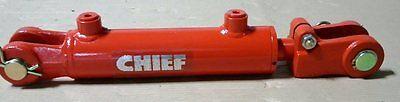 Brand New Welded Cylinder 2 Bore X 6 Stroke 1 18 Diameter Rod