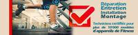 Réparation Tapis Roulant / Pièces En Inventaire