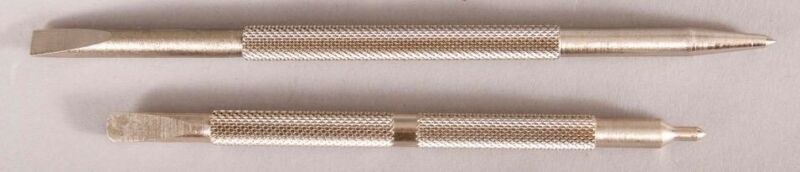 """two Row Runners for Carpet one 8"""" long and one 6.25"""" long"""