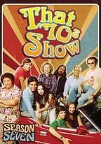 THAT 70S SHOW: SEASON 7 (Kurtwood Smith) - DVD - Sealed Region 1