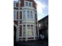 2 Bedroom Flat Richmond Road Cathays Cardiff