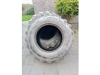 JCB tyres 15.9 x 24