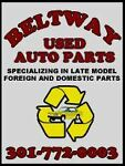 Beltway Used Auto Parts