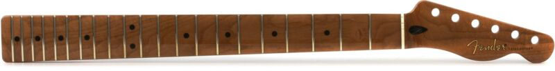 Fender Roasted Maple Standard Series Replacement Telecaster Neck - Maple