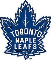 Maple Leaf Season Tickets