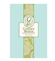 GREENLEAF Large Sachet - GARDEN BREEZE Scent!  Refreshing Mix of Floral!