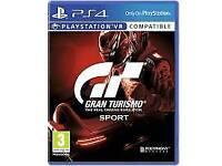 Gran Turismo Sport (Brand New)