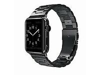 Apple Watch Series 1 Black Metal Strap 42mm