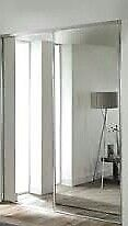 Large mirrors with panels if needed. For sale