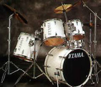 Tama Granstar Drums, 6 Pcs,Shells only, no snare, no hardware.