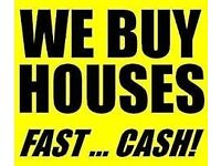 We buy your property fast! Any condition