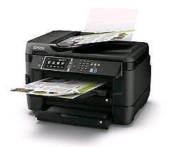 Epson WorkForce WF-7620 Printer. Caloundra Caloundra Area Preview