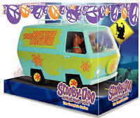 "Looking for ""Scooby Doo Where are you?"" dvd set in plastic van"
