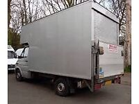 CHEAP URGENT MAN AND VAN LUTON TRUCK ANY HOUSE OFFICE MOVERS NORTHWEST LONDON DELIVERY REMOVALS HIRE