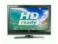 Lg 37 inch hd ready freeview tv