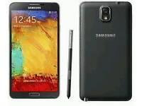 Galaxy note 3 32gb black