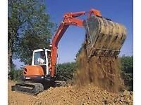 Diggers with Drivers All Areas call ANDY 07568 441277 Mini Diggers up