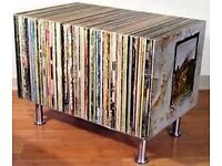 Records wanted! collections of all sizes and genres. willing to travel