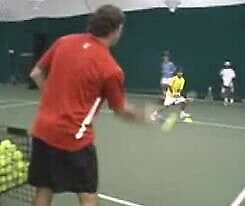 Tennis Classes & Courses. Tennis Lessons with Professional Tennis Coaches