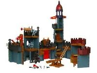 Fischer-price imaginext battle castle