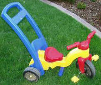 tricycle fisher-price 3 en 1