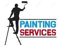 PAINTING & DECORATING ROOMS FLATS HOUSES ,HANDYMAN