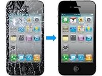 iphone repairs and lcd replacment and fitting