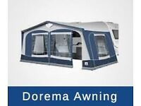 MAKE ME A REASONABLE OFFER on this awning for a caravan I am selling!