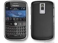 Blackberry Bold 9000 Unlocked in Good Working Condition