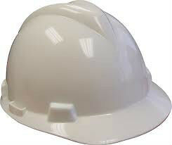MCCORDICK HARD HAT TOP GUARD WIDE BRIM CSA