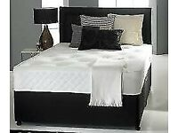 Brand New Orthopedic Double Bed And Mattress