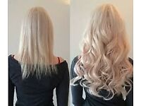 PRO HAIR EXTENSIONS FITTING FROM ONLY £30: NEW YEAR DEALS!