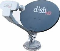 Satellite TV repairs and installs
