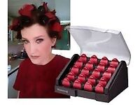 REMINGTON SILK ROLLERS PROFESSIONAL, used only twice! RPP £60