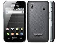 Samsung Galaxy Ace unlocked smartphone