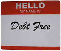 HI MY NAME IS DEBT FREE!
