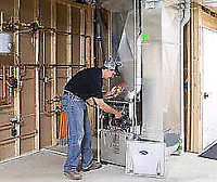 Affordable Price On Central Air-Conditioner And Furnace Install