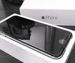 Space Grey IPhone 6 Plus Unlocked, 16 GB Brand New With Box   CALL   647-875-7109