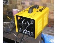 Cosmo 150 arc welder with rods
