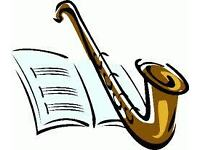Saxophone Tuition - Learn with experienced teacher and professional musician