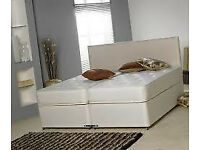 5ft King Size or 2 Single Zip Link Beds