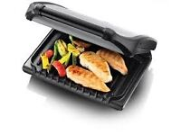 George Foreman grill, 5 portion, original box, excellent condition