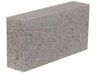 100mm solid dense concrete blocks cheap!!