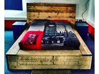 Custom Wood Work, Bed Frame, Dining Table, Carpentry