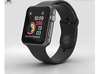 Apple Watch Series 2 - Space Grey - still under Apple warranty