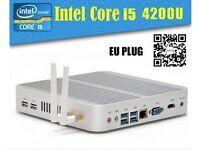 Mini PC Core-i5-4200U Intel HM86 Express with HDMI VGA Output - FREE P&P